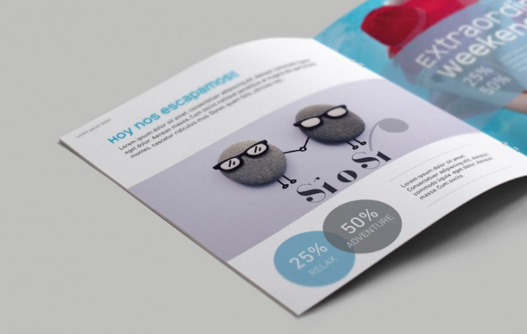 Diseño de folletos eficaces y efectivos
