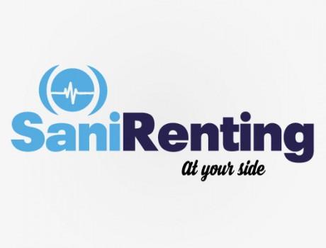 Logotipo renting medical