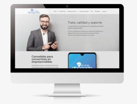 Web jurídica